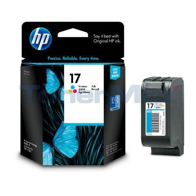HP DESKJET 825C 840C INKJET TRI-COLOR